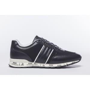 נעלי הליכה אל איי פולו  לגברים LA POLO 8208 - שחור