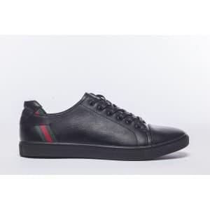 נעליים אל איי פולו  לגברים LA POLO 8209 - שחור
