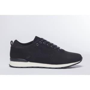 נעלי הליכה אל איי פולו  לגברים LA POLO 8210 - שחור