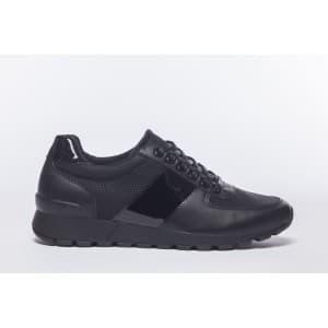 נעלי הליכה אל איי פולו  לגברים LA POLO 8211 - שחור