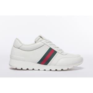 נעלי הליכה אל איי פולו  לגברים LA POLO 8212 - לבן