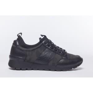 נעלי הליכה אל איי פולו  לגברים LA POLO 8214 - שחור