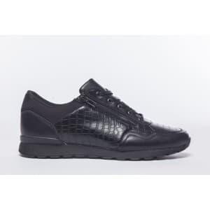 נעליים אל איי פולו  לגברים LA POLO 8215 - שחור