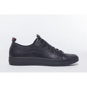 נעליים אל איי פולו  לגברים LA POLO 8219 - שחור