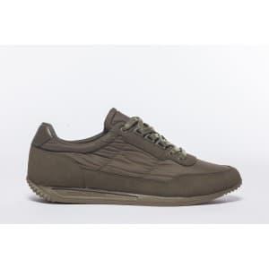 נעלי הליכה אל איי פולו  לגברים LA POLO 8221 - ירוק