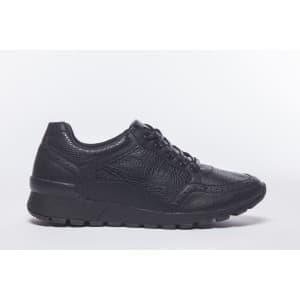 נעלי הליכה אל איי פולו  לגברים LA POLO 8222 - שחור