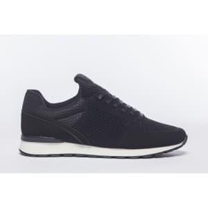 נעלי הליכה אל איי פולו  לגברים LA POLO 8225 - שחור