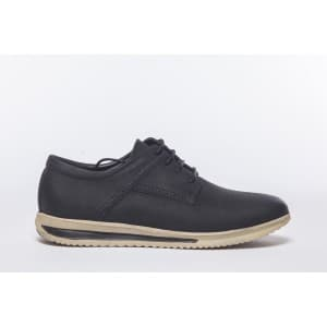 נעליים אל איי פולו  לגברים LA POLO 8226 - שחור