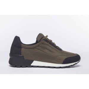 נעלי הליכה אל איי פולו  לגברים LA POLO 8228 - חום