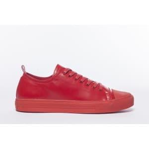 נעליים אל איי פולו  לגברים LA POLO 8231 - אדום