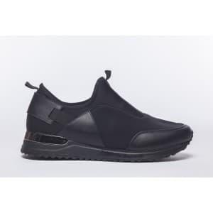 נעלי הליכה אל איי פולו  לגברים LA POLO 8232 - שחור