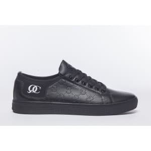 נעליים קוואטרו קוואלי לגברים Quattro Cavalli 8633 - שחור