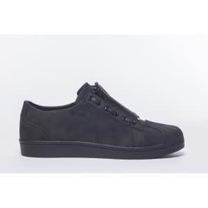 נעליים אל איי פולו  לגברים LA POLO 8179 - שחור