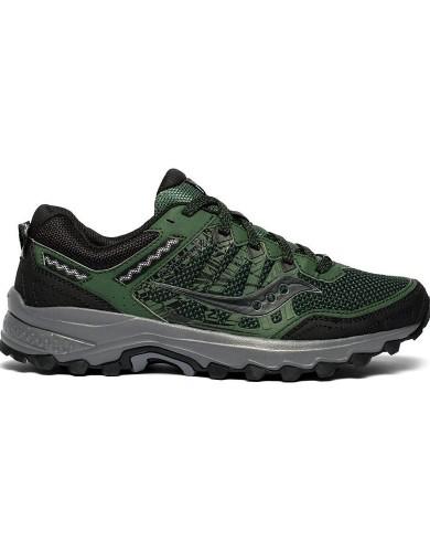 נעליים סאקוני לגברים Saucony EXCURSION TR12 - ירוק