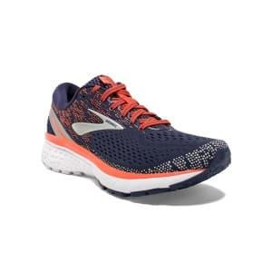 נעליים ברוקס לנשים Brooks Ghost 11 - כחול/כתום
