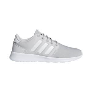 נעלי הליכה אדידס לנשים Adidas CF QT RACER - אפור בהיר