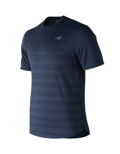 חולצות אופנה ניו באלאנס לגברים New Balance MT83250 - כחול