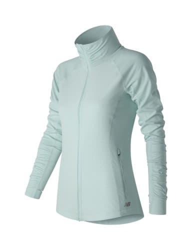 בגדי חורף ניו באלאנס לנשים New Balance wj63104 - מנטה