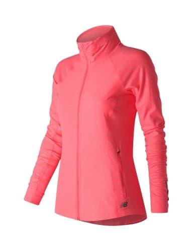 בגדי חורף ניו באלאנס לנשים New Balance wj63104 - אפרסק