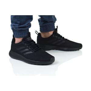 נעלי הליכה אדידס לגברים Adidas LITE RACER CLN - שחור מלא