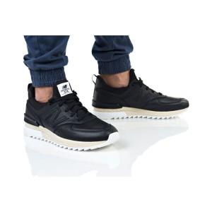 נעליים ניו באלאנס לגברים New Balance MS574 - שחור