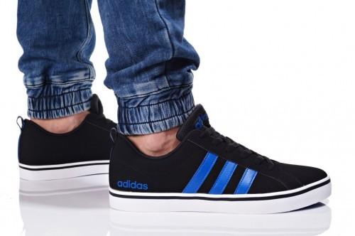 נעלי הליכה אדידס לגברים Adidas VS PACE - שחור/כחול