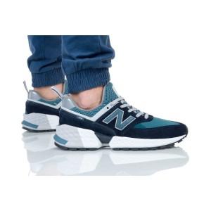 נעליים ניו באלאנס לגברים New Balance MS574 - כחול כהה