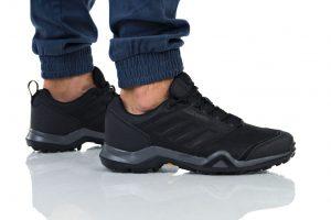 נעלי טיולים אדידס לגברים Adidas TERREX BRUSHWOOD LEATHER - שחור