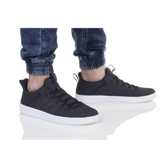 נעלי הליכה אדידס לגברים Adidas CF ADV ADAPT - אפור כהה