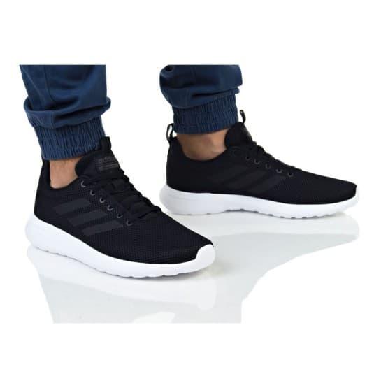 נעלי הליכה אדידס לגברים Adidas LITE RACER CLN - שחור