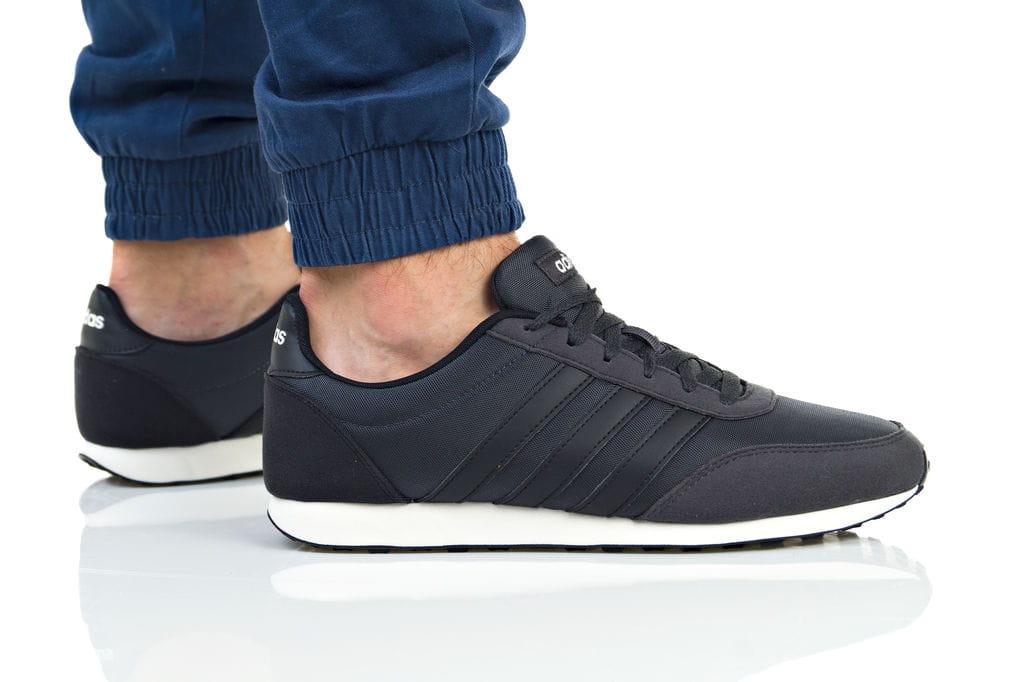נעליים אדידס לגברים Adidas V RACER 2 - שחור