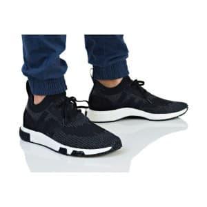 נעלי הליכה אדידס לגברים Adidas NMD_RACER PK - אפור/שחור