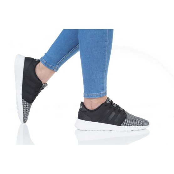 נעלי הליכה אדידס לנשים Adidas CF QT RACER - שחור/אפור