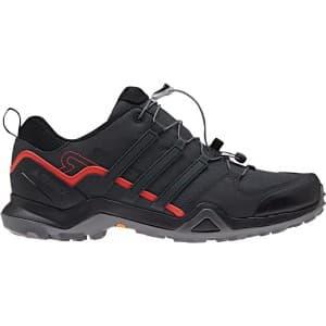 נעלי טיולים אדידס לגברים Adidas TERREX SWIFT R2 - שחור/אדום