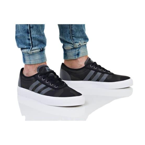 נעלי הליכה Adidas Originals לגברים Adidas Originals ADI EASE - שחור/אפור