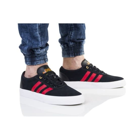 נעלי הליכה Adidas Originals לגברים Adidas Originals ADI EASE - שחור/אדום