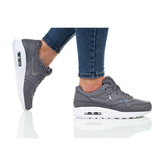 נעליים נייק לנשים Nike AIR MAX 1 - אפור