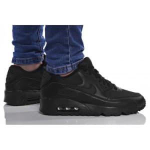 נעלי הליכה נייק לנשים Nike AIR MAX 90 MESH - שחור