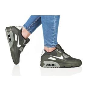נעלי הליכה נייק לנשים Nike AIR MAX 90 MESH - ירוק