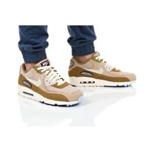 נעליים נייק לגברים Nike AIR MAX 90 PREMIUM - חום
