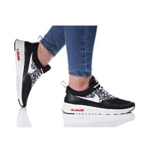 נעלי הליכה נייק לנשים Nike AIR MAX THEA PRINT - שחור הדפס