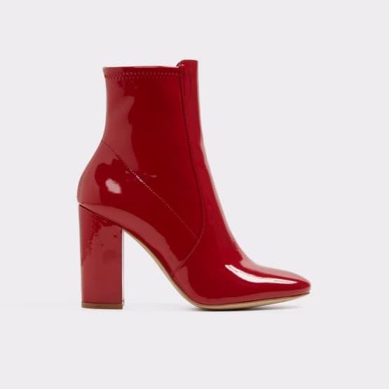 מגפיים אלדו לנשים ALDO Aurella - אדום