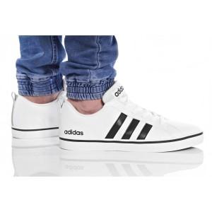 נעלי סניקרס אדידס לגברים Adidas VS PACE - לבן/שחור