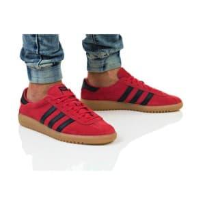 נעלי הליכה אדידס לגברים Adidas BERMUDA - אדום