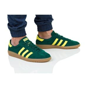 נעלי הליכה אדידס לגברים Adidas BERMUDA - ירוק