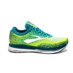 נעלי ריצה ברוקס לנשים Brooks Bedlam - צהוב
