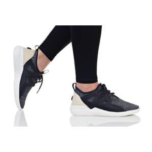נעלי הליכה ריבוק לנשים Reebok CARDIO MOTION - אפור/שחור