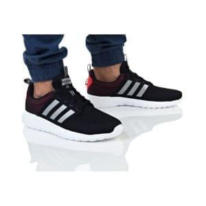 נעלי הליכה אדידס לגברים Adidas CF LITE RACER - שחור/כתום