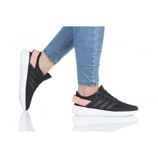 נעלי הליכה אדידס לנשים Adidas CF QTFLEX - שחור/ורוד