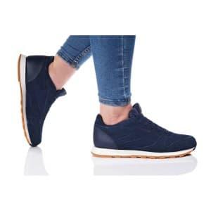 נעלי הליכה ריבוק לנשים Reebok CLASSIC LEATHER SG - כחול